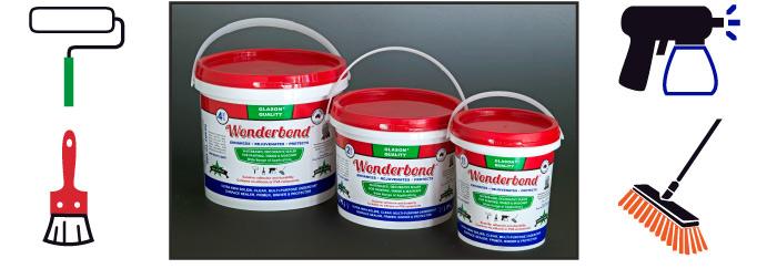Wonderbond High Quality Sealer primer and undercoat